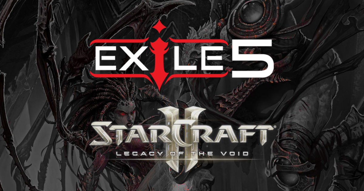 Exile5 releases Agile from its Starcraft Division