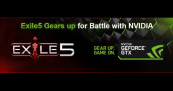 Exile5 Gears Up For Battle with NVIDIA