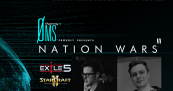 Exile5 player Jared 'PiG' Krensel playing in NationWars III for Team Australia