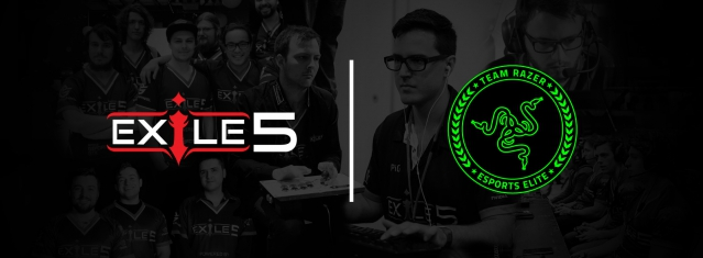 Team Exile5 Partners with Razer