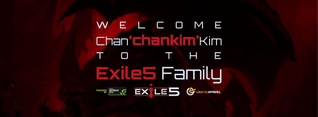Welcome to Exile5 - chankim