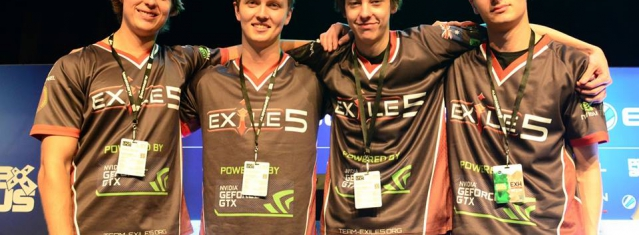 Exile5 take out the Halo 5 at PAX